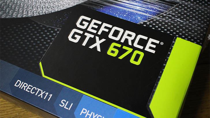 Geforce GTX670