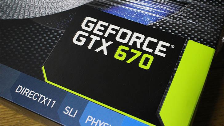 Geforce GTX670