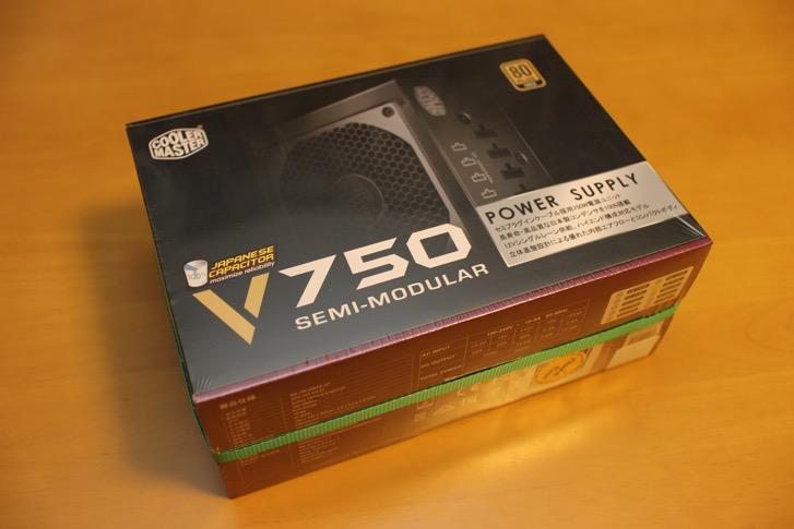V750 Semi-Modular