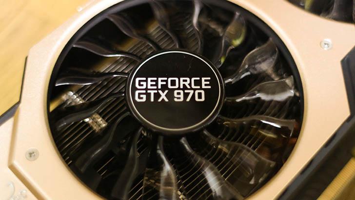 PALIT GEFORCE GTX 970