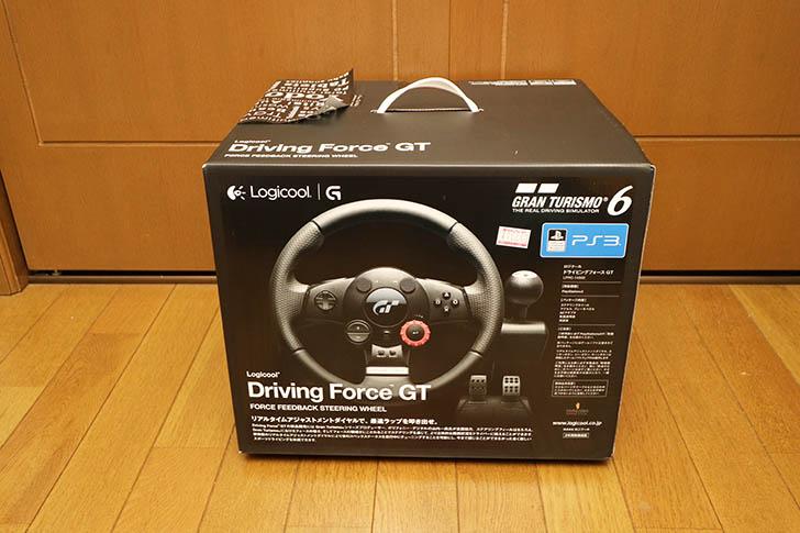 ドライビングフォースGT